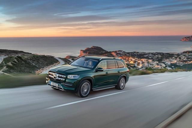 Trình diện Mercedes-Benz GLS thế hệ mới: Khi S-Class hoá SUV, áp lực của BMW X7 - Ảnh 11.