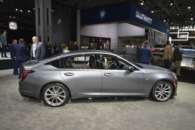 Đây là sedan thể thao cỡ nhỏ nhưng kích thước thực cỡ trung đối đầu Mercedes-Benz C-Class, BMW 3-Series - Ảnh 2.