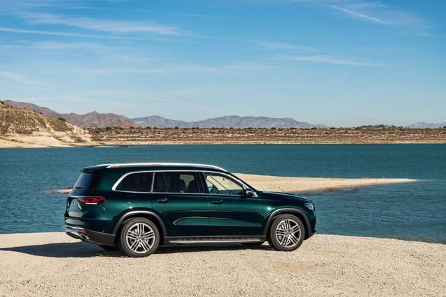 Trình diện Mercedes-Benz GLS thế hệ mới: Khi S-Class hoá SUV, áp lực của BMW X7 - Ảnh 4.