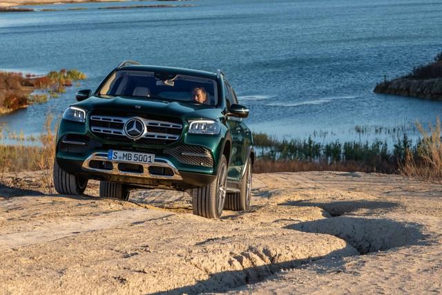 Trình diện Mercedes-Benz GLS thế hệ mới: Khi S-Class hoá SUV, áp lực của BMW X7 - Ảnh 10.