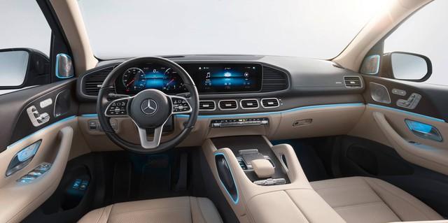 Trình diện Mercedes-Benz GLS thế hệ mới: Khi S-Class hoá SUV, áp lực của BMW X7 - Ảnh 17.