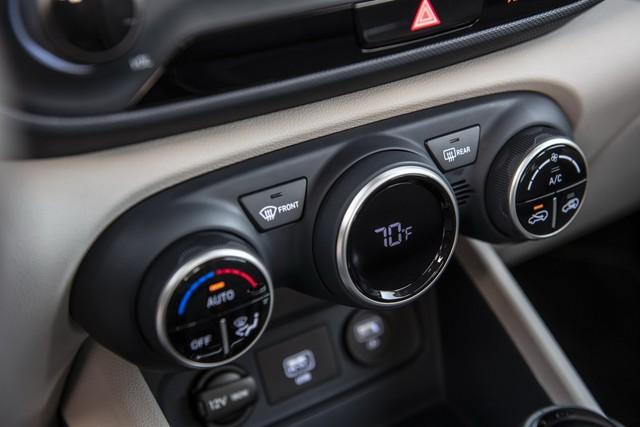 Ra mắt Hyundai Venue hoàn toàn mới: Đàn em Kona mang dáng hình Audi - Ảnh 9.