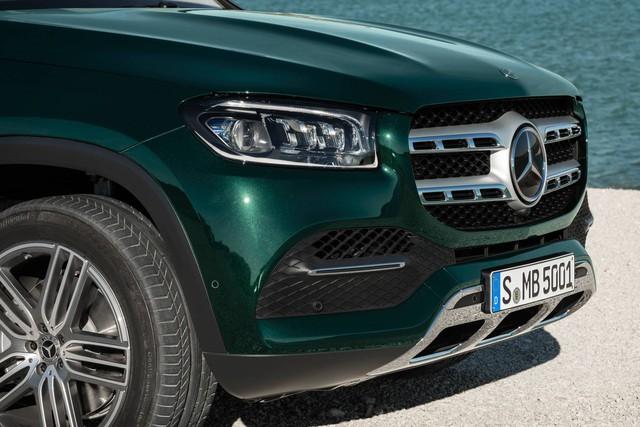 Trình diện Mercedes-Benz GLS thế hệ mới: Khi S-Class hoá SUV, áp lực của BMW X7 - Ảnh 13.
