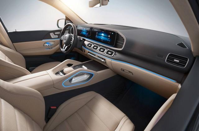 Trình diện Mercedes-Benz GLS thế hệ mới: Khi S-Class hoá SUV, áp lực của BMW X7 - Ảnh 18.