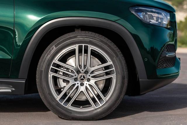Trình diện Mercedes-Benz GLS thế hệ mới: Khi S-Class hoá SUV, áp lực của BMW X7 - Ảnh 15.