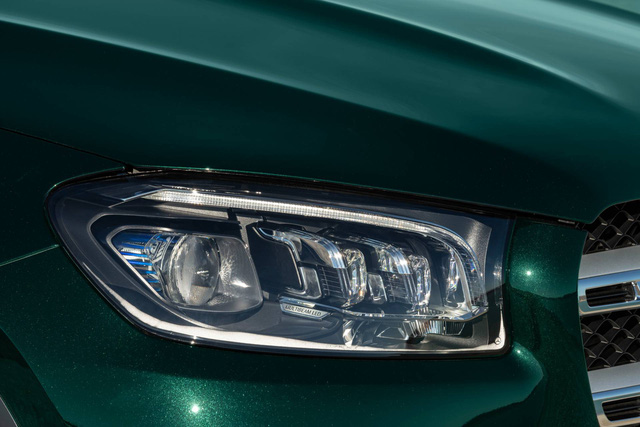 Trình diện Mercedes-Benz GLS thế hệ mới: Khi S-Class hoá SUV, áp lực của BMW X7 - Ảnh 14.