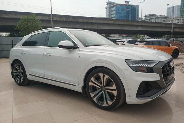 Audi Q8 chính hãng chạy đua với xe nhập tư với giá khởi điểm thấp, chuẩn bị bán tại Việt Nam - Ảnh 2.