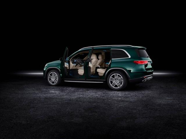 Trình diện Mercedes-Benz GLS thế hệ mới: Khi S-Class hoá SUV, áp lực của BMW X7 - Ảnh 5.