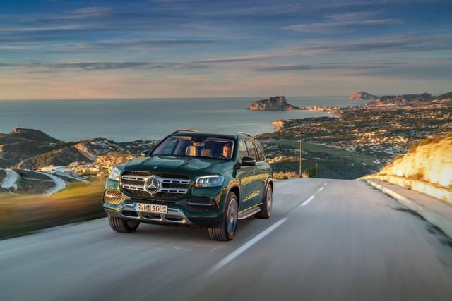 Trình diện Mercedes-Benz GLS thế hệ mới: Khi S-Class hoá SUV, áp lực của BMW X7 - Ảnh 1.