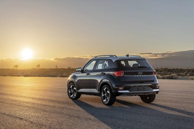 Ra mắt Hyundai Venue hoàn toàn mới: Đàn em Kona mang dáng hình Audi - Ảnh 6.