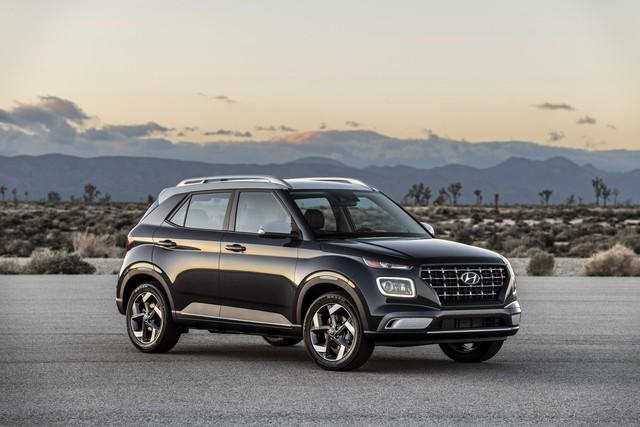 7 điểm cần biết về Hyundai Venue - Đàn em Kona nhìn như Audi nhưng lại lấy cảm hứng Range Rover - Ảnh 2.
