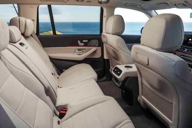 Trình diện Mercedes-Benz GLS thế hệ mới: Khi S-Class hoá SUV, áp lực của BMW X7 - Ảnh 6.
