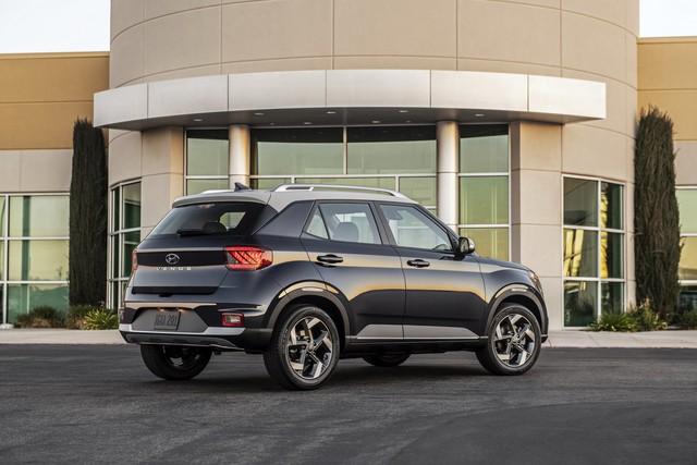 7 điểm cần biết về Hyundai Venue - Đàn em Kona nhìn như Audi nhưng lại lấy cảm hứng Range Rover - Ảnh 1.