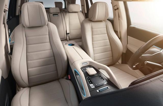 Trình diện Mercedes-Benz GLS thế hệ mới: Khi S-Class hoá SUV, áp lực của BMW X7 - Ảnh 21.