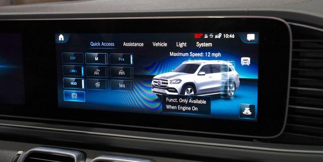 Khám phá Carwash Mode - Chế độ rửa xe của nhà giàu dùng Mercedes-Benz GLS 2020 - Ảnh 1.