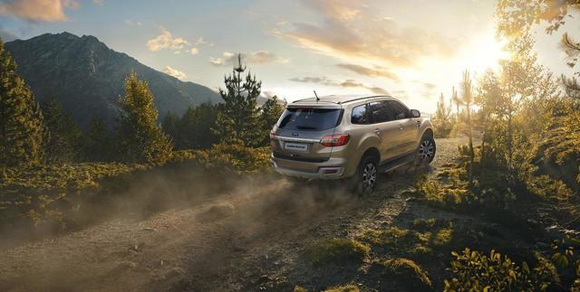 Ford sắp có thêm SUV cỡ trung mới cho các thị trường đang phát triển - Ảnh 1.