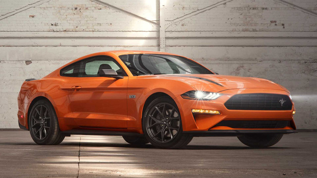 Ford Mustang lấy động cơ từ Focus RS, thêm sức mạnh cho dân chơi - Ảnh 10.