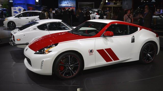 Nissan tổ chức sinh nhật 50 tuổi cho 370Z bằng phiên bản đặc biệt 50th Anniversary Edition 2020