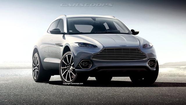 CEO Aston Martin: DBX là dòng xe quan trọng nhất trong lịch sử công ty!