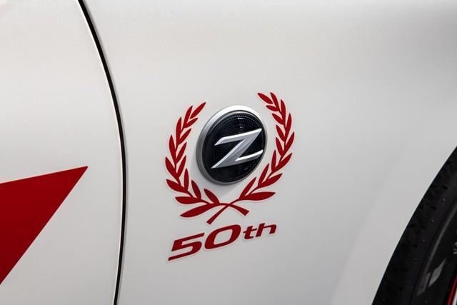 Nissan tổ chức sinh nhật 50 tuổi cho 370Z bằng phiên bản đặc biệt 50th Anniversary Edition 2020 - Ảnh 6.
