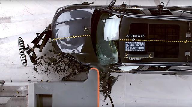 Điểm số an toàn của BMW X5 2019 sắp về Việt Nam là…