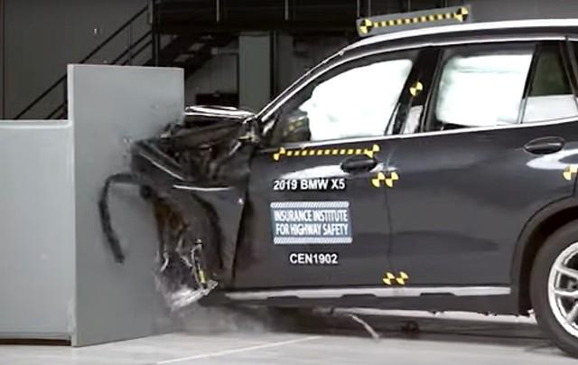 Điểm số an toàn của BMW X5 2019 sắp về Việt Nam là… - Ảnh 1.