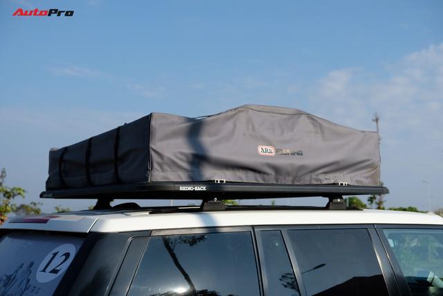 Có gì bên trong những chiếc Range Rover của Trung Nguyên ở Hành trình từ trái tim 2019? - Ảnh 7.