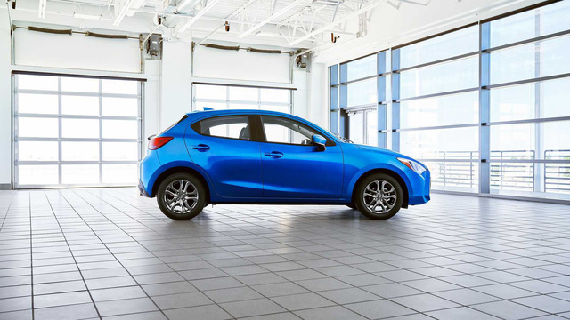 Toyota Yaris Hatchback 2020 chuẩn bị trình làng, sử dụng khung gầm Mazda2 để đấu Honda Jazz - Ảnh 5.