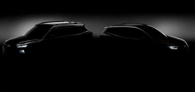 Chevrolet Trailblazer thế hệ mới sẽ lộ diện tháng sau, cạnh tranh Toyota Fortuner - Ảnh 1.