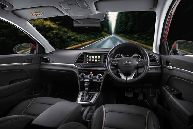 Hyundai Elantra 2019 ra mắt tại nước láng giềng, bỏ phiên bản Sport, sắp xuất hiện tại Việt Nam - Ảnh 3.