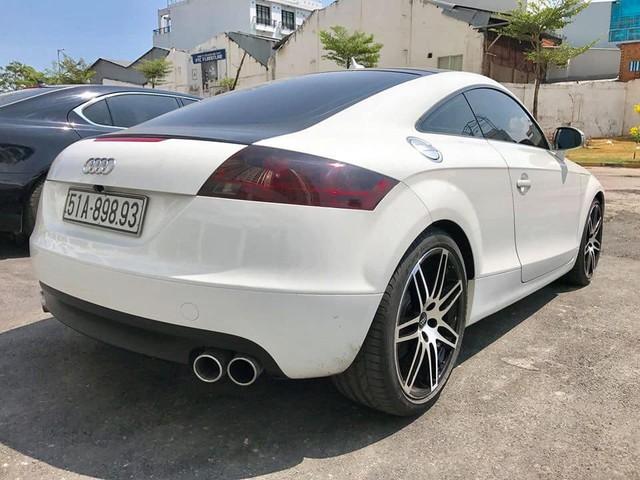 Audi TT 2008 độ - Xe 'chơi' giá hơn 600 triệu đồng, bằng lăn bánh Suzuki Swift - Ảnh 4.