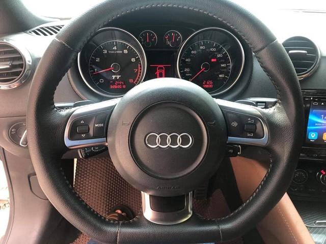 Audi TT 2008 độ - Xe 'chơi' giá hơn 600 triệu đồng, bằng lăn bánh Suzuki Swift - Ảnh 6.