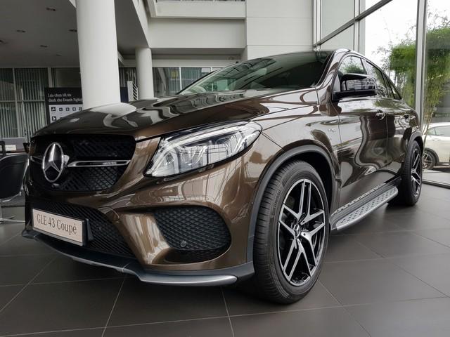 Mercedes-AMG GLE43 Coupe tại Việt Nam nâng cấp động cơ, giá 4,56 tỷ đồng - Ảnh 2.