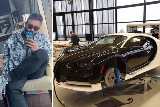 Cậu ấm quẹt thẻ tín dụng của cha để mua siêu xe Bugatti Chiron giá 3,8 triệu USD - Ảnh 2.