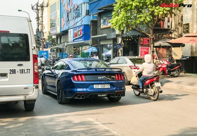 Ford Mustang GT 2019 thứ hai tại Việt Nam tái xuất với biển số lộc phát mãi - Ảnh 2.