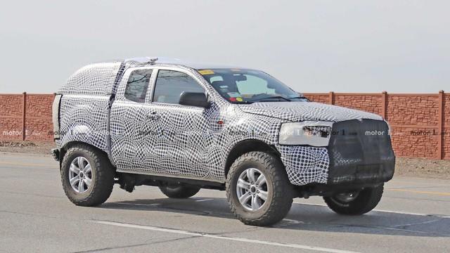 Ford bất ngờ chọn tên cho Escape Raptor - Ảnh 2.