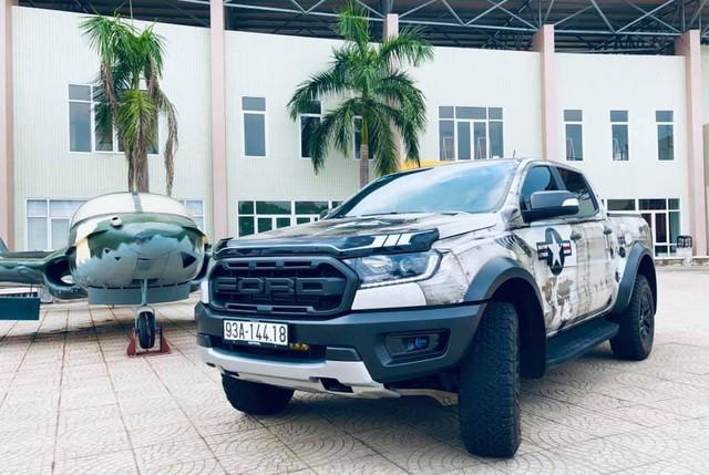 Ford Ranger Raptor đã 'full', chủ xe chọn cách làm mới khác biệt để tạo dấu ấn - Ảnh 5.