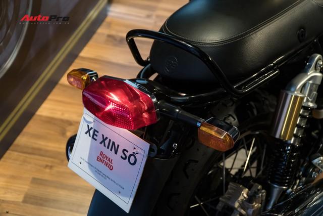 Royal Enfield Continental GT 650 ra mắt tại Việt Nam với giá từ 180 triệu đồng, thêm công nghệ hấp dẫn hoàn toàn mới - Ảnh 4.