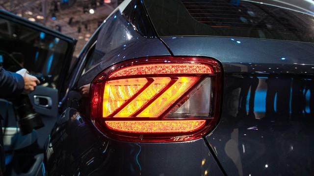 7 điểm cần biết về Hyundai Venue - Đàn em Kona nhìn như Audi nhưng lại lấy cảm hứng Range Rover - Ảnh 4.