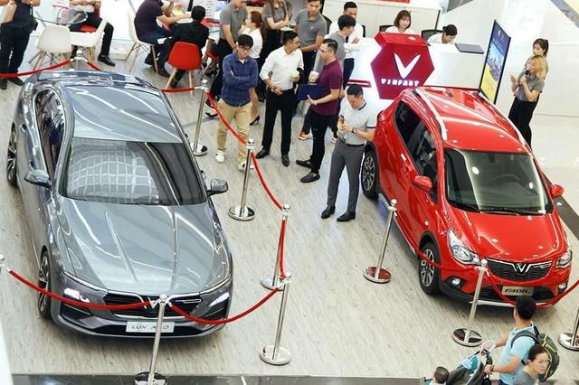 VinFast sẽ tham gia Triển lãm ô tô Việt Nam 2019 - Ảnh 1.