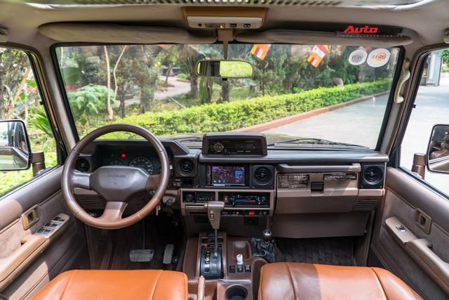 Đánh giá nhanh Land Cruiser Prado 1991: Nhiều điều thú vị sau mức giá 415 triệu đồng - Ảnh 7.