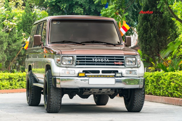 Đánh giá nhanh Land Cruiser Prado 1991: Nhiều điều thú vị sau mức giá 415 triệu đồng - Ảnh 14.