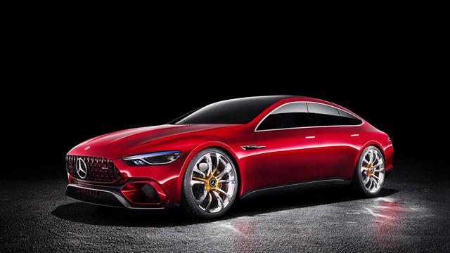 Mercedes-AMG chuẩn bị nâng cấp toàn bộ đội hình, hybrid hóa 100% từ 2021 - Ảnh 2.