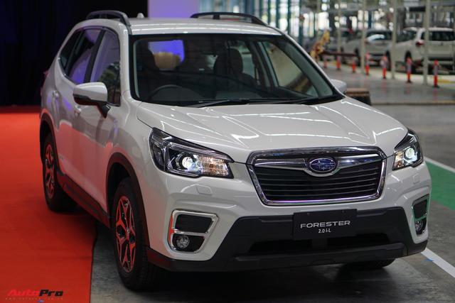 Nhập xe Thái Lan - Chương sử mới của Subaru Việt Nam - Ảnh 2.