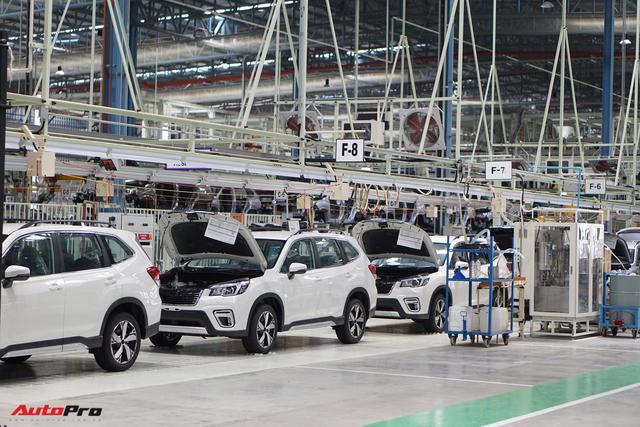 Nhập xe Thái Lan - Chương sử mới của Subaru Việt Nam - Ảnh 1.