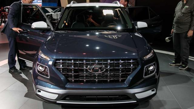 Hyundai sẵn sàng ra mắt cấu hình thể thao cho Venue, cân nhắc bản hiệu suất cao - Ảnh 2.