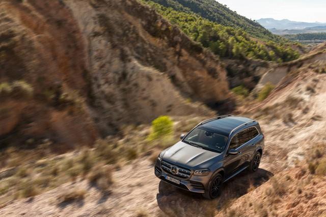 Đã có biểu giá tham khảo Mercedes-Benz GLS 2020: Giới nhập xe và mua xe nhập cần biết - Ảnh 1.