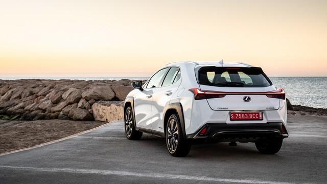 Lexus xác nhận trình làng thêm mẫu xe mới làm đòn bẩy doanh số - Ảnh 1.