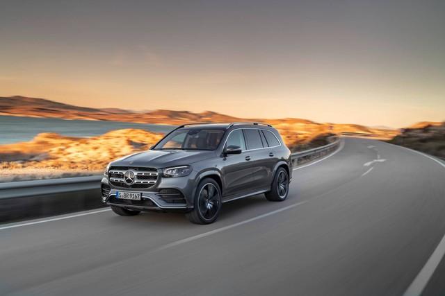 Đã có biểu giá tham khảo Mercedes-Benz GLS 2020: Giới nhập xe và mua xe nhập cần biết - Ảnh 4.
