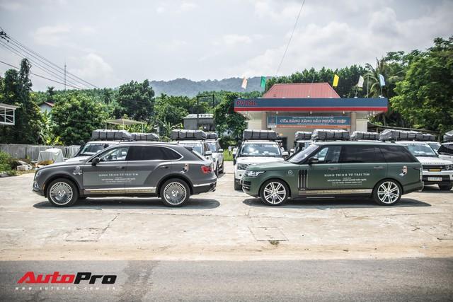 Nhìn lại 21 ngày trèo đèo vượt núi gần 5.000 km của đoàn Range Rover trong Hành trình từ trái tim 2019 - Ảnh 5.